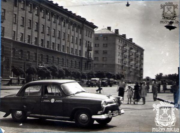 Советская 12 и гостиница