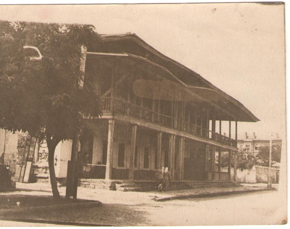 Молдаванка до 1953 года