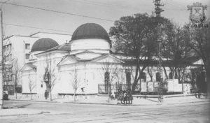 Дом офицеров в здании православного храма, 70-е