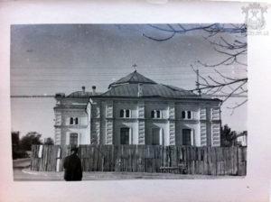 Симеоновская церковь. За сутки до взрыва