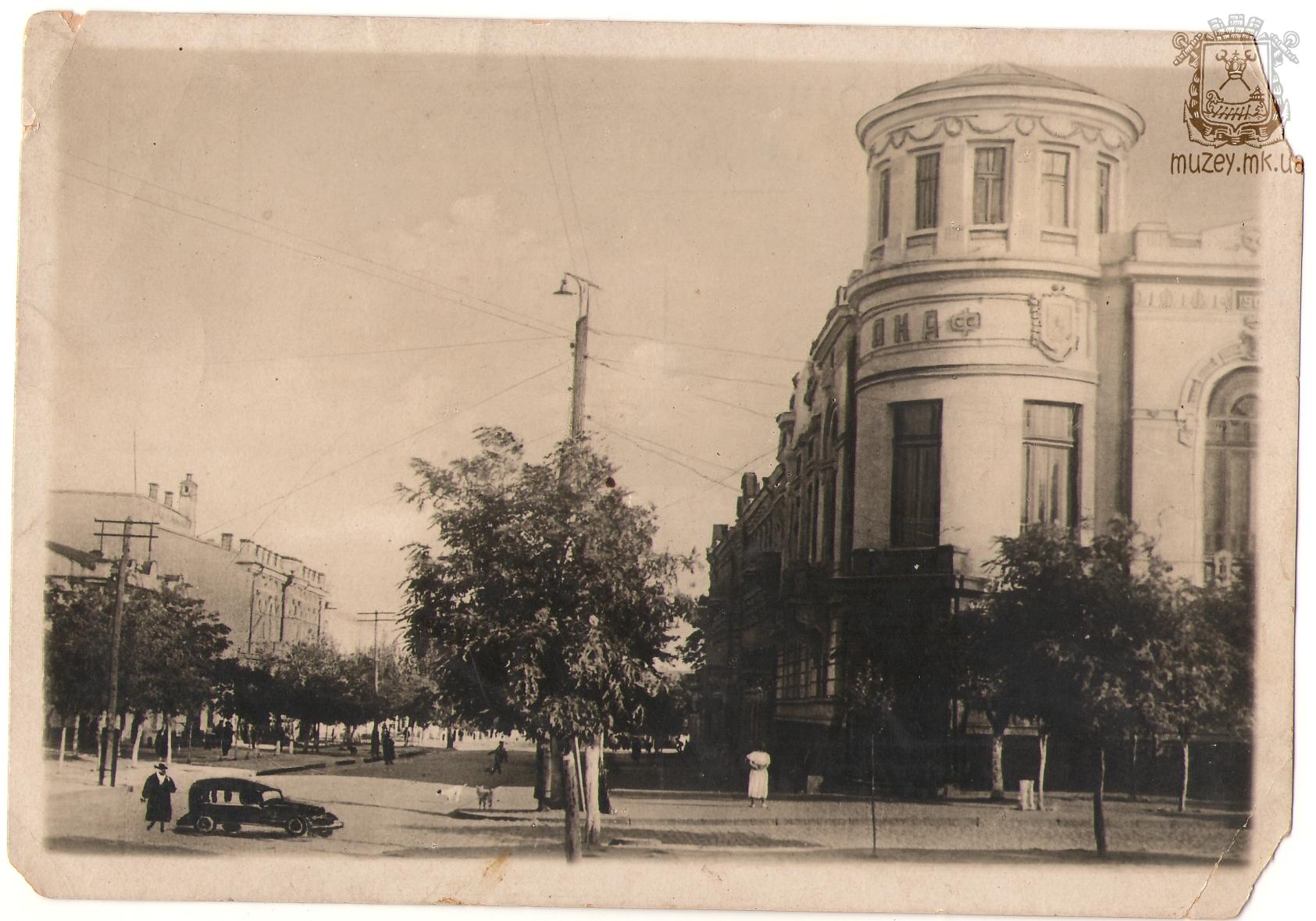 Дом Красной армии и флота
