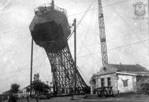 Падающая башня может прославить Николаев как Пизу